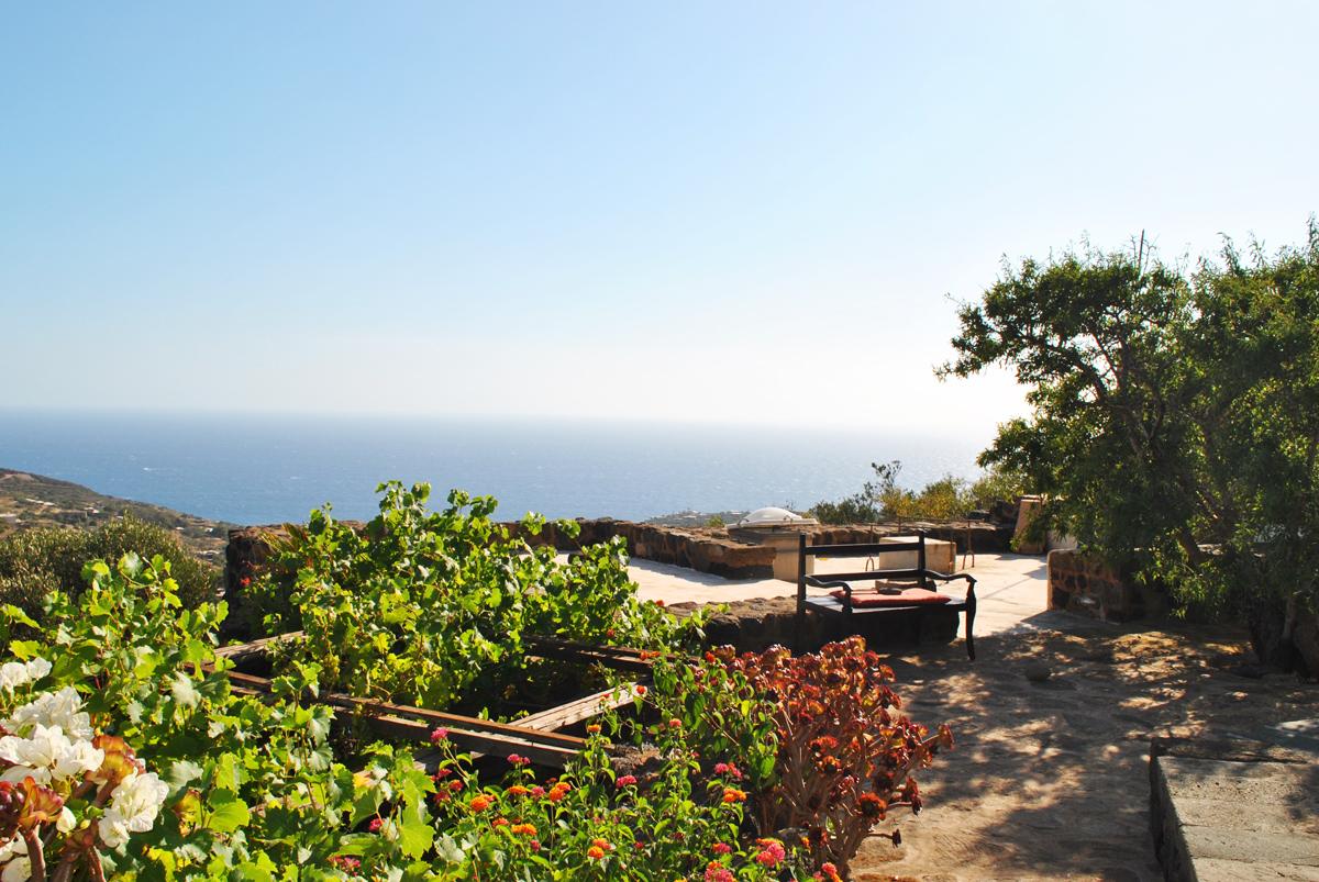 Villa Del Nibbio - Realestate Pantelleria